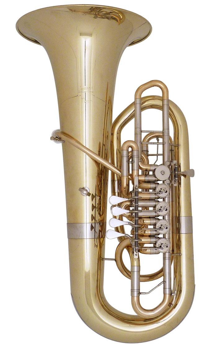 F-Tuba, Tiger mit 5 Ventilen
