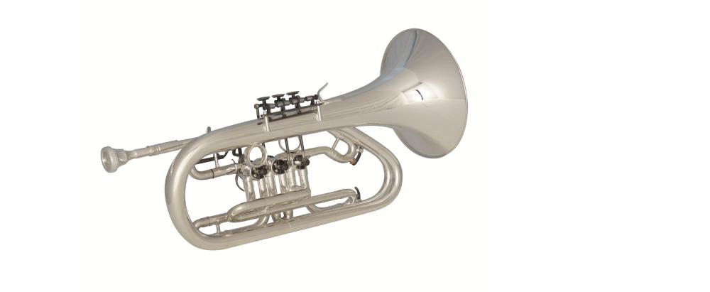 """Basstrompete """"Attila"""""""