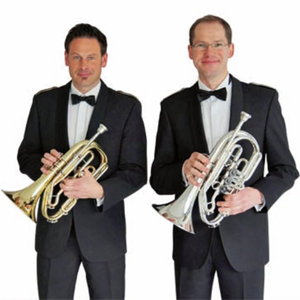 Carsten Ebbinghaus und Richard Meindl